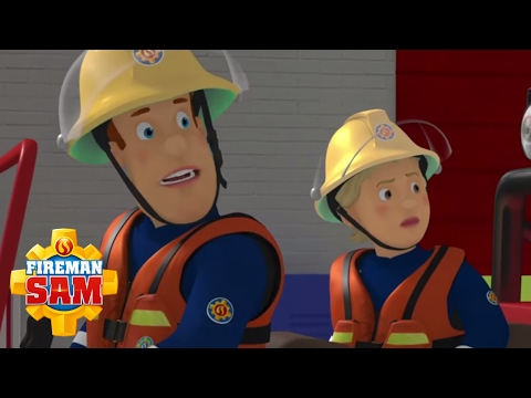 Fireman Sam US NEW Episodes - Fireman Sam saves Pontypandy | Season10 🚒 🔥