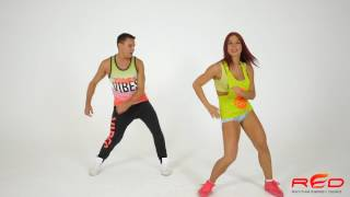 Pitbull - Hoy Se Bebe ft. Farruko   Zumba Fitness by ZUMBA RedStudio