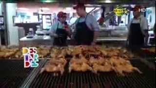 Como cocinar un Pollo Loco