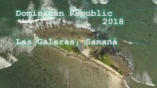 preview picture of video '2018 - Von Las Galeras zur Playa Rincón - Samaná - Dominikanische Republik'