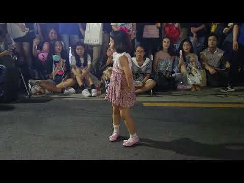 JHKTV] 홍대어린이 댄스 장소연 hong dae k-pop child dance jang so yeon Dance The Night Away