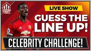 Brighton vs Manchester United Starting XI Premier League Challenge