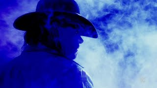 Take a look back at the haunting legacy of The Undertaker on Raw