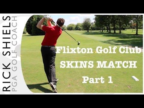 Skins Match at Flixton Golf Club Part 1/3
