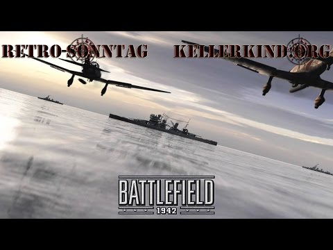 Retro-Sonntag [HD] #005 – Battlefield 1942 ★ Let's Show Game Classics