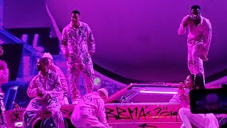 Ariana Grande - 7 Rings (BBMAs 2019 Performance Live) (Sweetener World Tour, Vancouver)