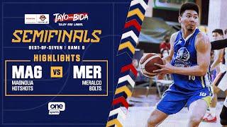 Magnolia vs Meralco highlights | 2021 PBA Philippine Cup - Oct 15, 2021