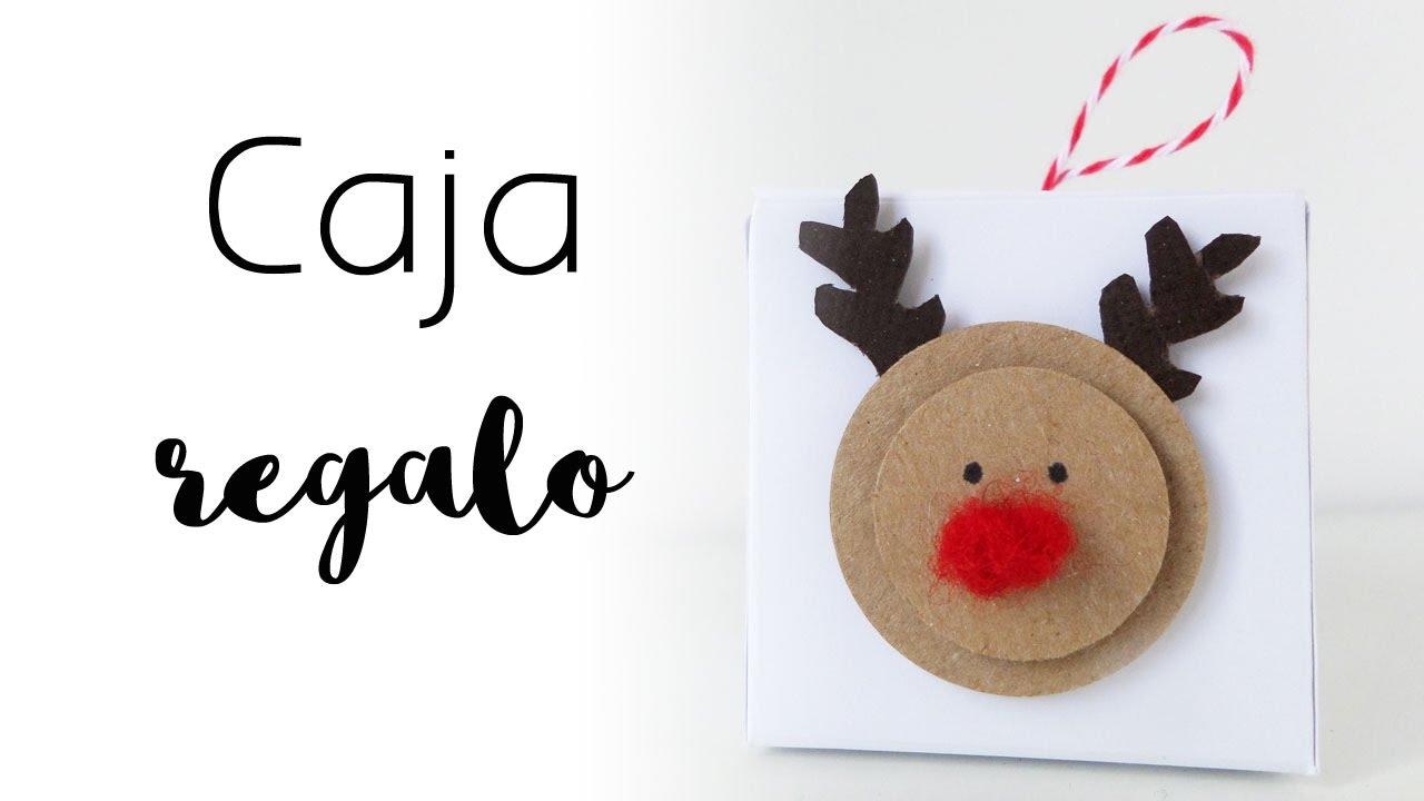 Caja regalo | Detalle navidad | Packaging