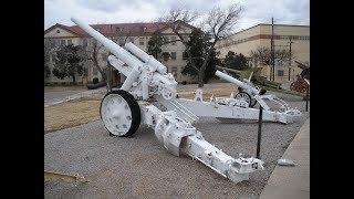 Гаубицы против пушек. Артиллерия - НАСТОЯЩАЯ причина ужасных потерь в ВОВ   артиллерия ВОВ - гаубица