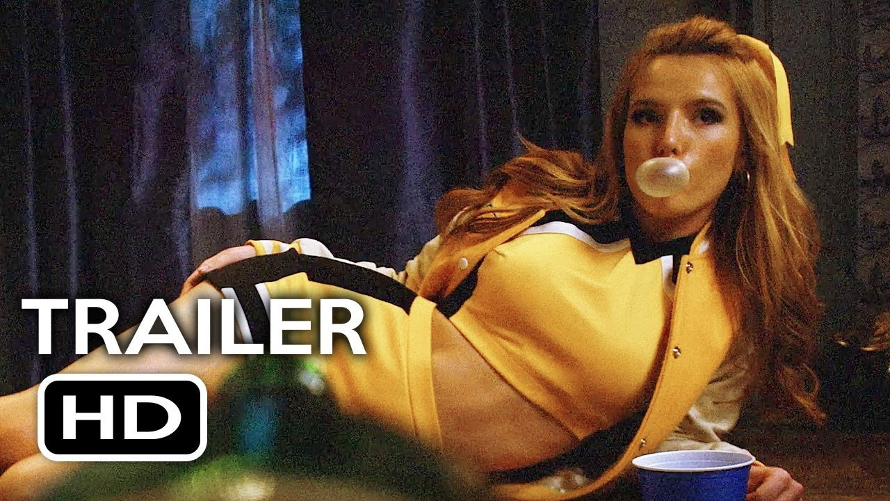 The Babysitter Official Trailer #1 (2017) Bella Thorne Netflix Horror Comedy Movie HD  downoad full Hd Video