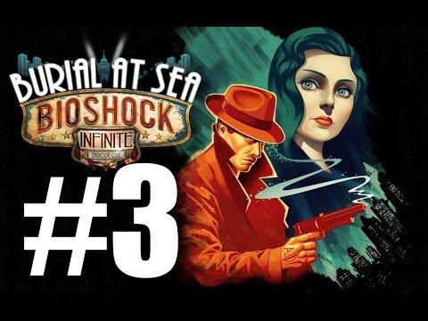 Прохождение Bioshock Infinite Burial At Sea Часть 3