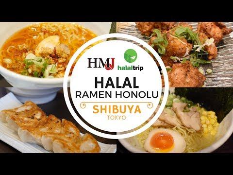 Kansai Airport Osaka Halal Trip