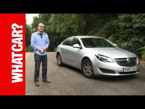 2013 Vauxhall Insignia review - What Car?