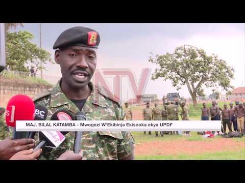 E Kampala batandise okuwandiisa aba LDU