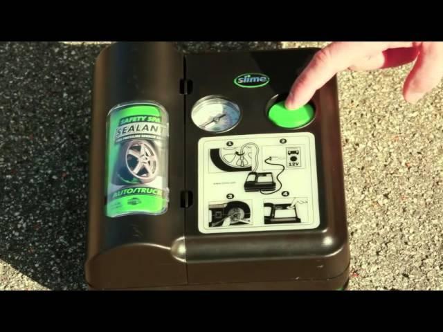 Видео Антипрокольная жидкость Slime Safety Spair Refill 473 мл
