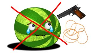 Why watermelons might go extinct