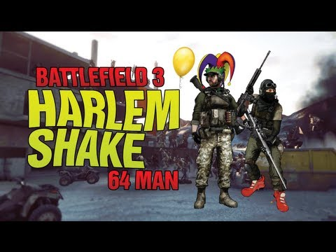 Who Does The Harlem Shake Better, Call Of Duty Devs Or Battlefield 3 Players? You Decide.