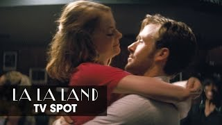 "Video La La Land (2016 Movie) Official TV Spot – ""7 Golden Globe Wins"""