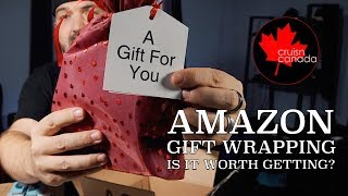 Is Amazon Gift Wrapping Worth It?