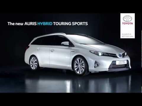 Toyota Auris Touring Sports Универсал класса C - рекламное видео 2