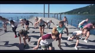 'Walk Walk' by Yael Naim (20syl Remix) | Hannah Amann Choreography