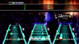 Blooddrunk - Children of Bodom Expert+ Full Band Guitar Hero: Warriors of Rock