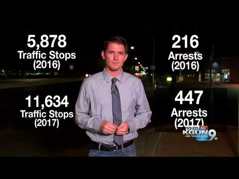 Statewide DUI enforcement heading into holidays