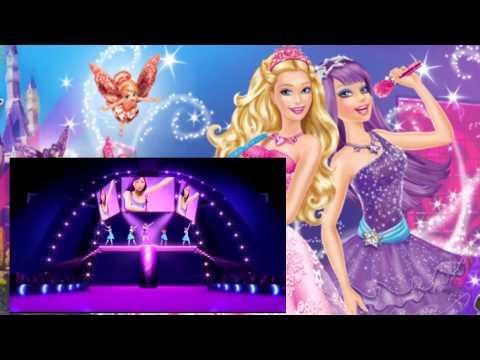 Barbie: De Prinses en de Popster - Hier ben ik (Tori Versie)