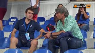 Ивайло Петков гледа Дунав - Левски