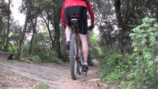 preview picture of video 'Ruta per etapes Sant Julià de Vilatorta Arbúcies'