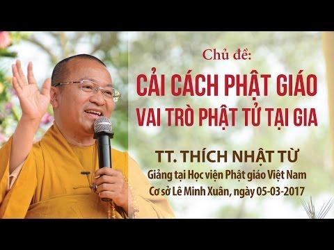 Cải cách Phật giáo - Vai trò Phật tử tại gia