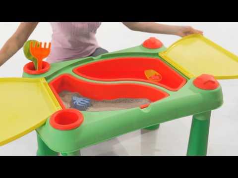 Keter Sand-Wasser Spieltisch (DE)