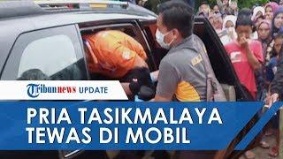Kepala SD di Tasikmalaya Tewas di Dalam Mobil Tanpa Celana, Polisi Temukan Ada Tisu Bekas Lipstik