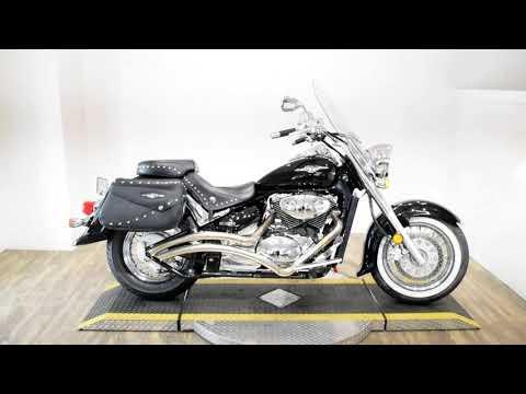 2007 Suzuki Boulevard C50T in Wauconda, Illinois - Video 1