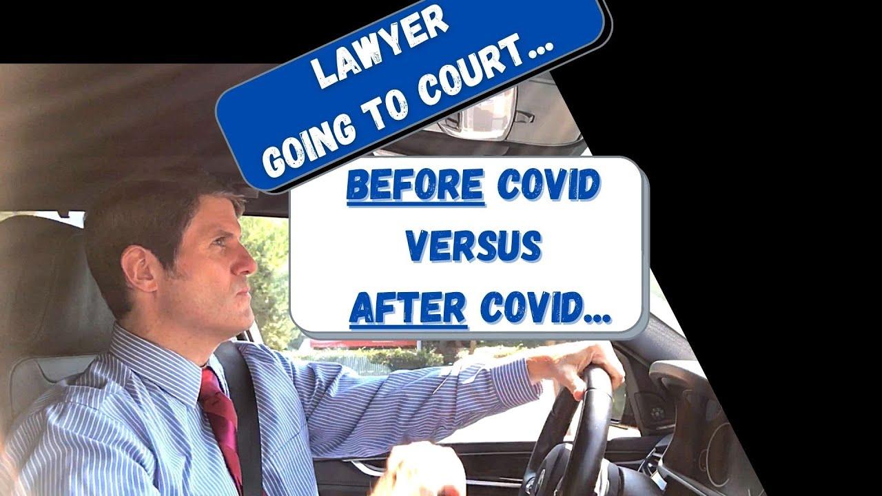 Pre-Covid19 Versus Post-Covid19 Court Days