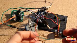 Шаговый мотор 28BYJ-48 (5V) + драйвер SBT0811 (на микросхеме ULN2003) + Arduino NANO