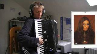 """Liebeslied jener Sommernacht"" on the Roland V-Accordion FR-7"