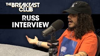 The Breakfast Club - Russ Talks ZOO, Self-Production, Why People Hate Him, Social Media + More