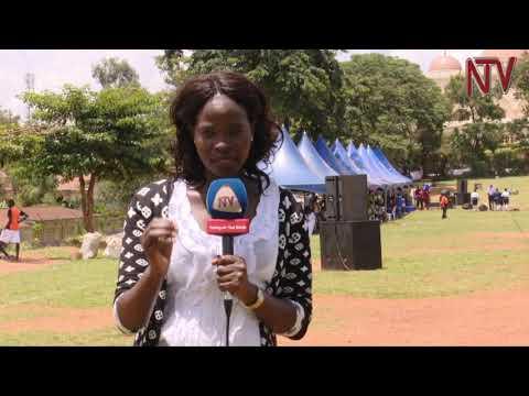 Ugandans celebrate Good Friday with symbolic match
