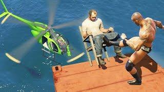 Приколы в GTA 5 | WDF 72 | Вертолётец