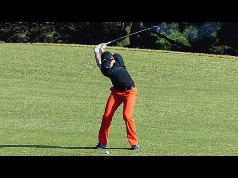 Starting Hips Before Just Before the End of Backswing Has Been a