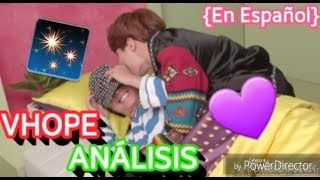 Vhope Analysis Pt13 ♡ V Doesn't Let Jhope Touch Anyone but him