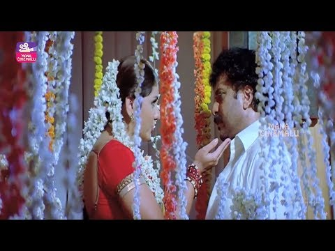 Namitha & Ravichandran First Night Love Scene   Telugu Interesting   Mana Cinemalu