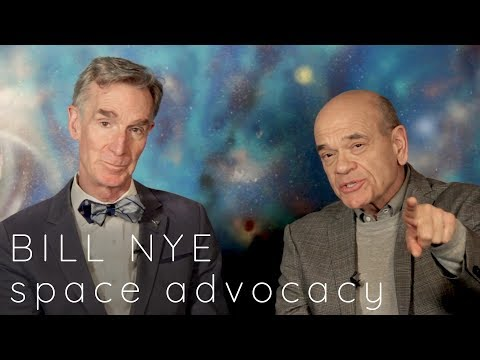 Bill Nye's Space Advocacy - The Planetary Post with Robert Picardo