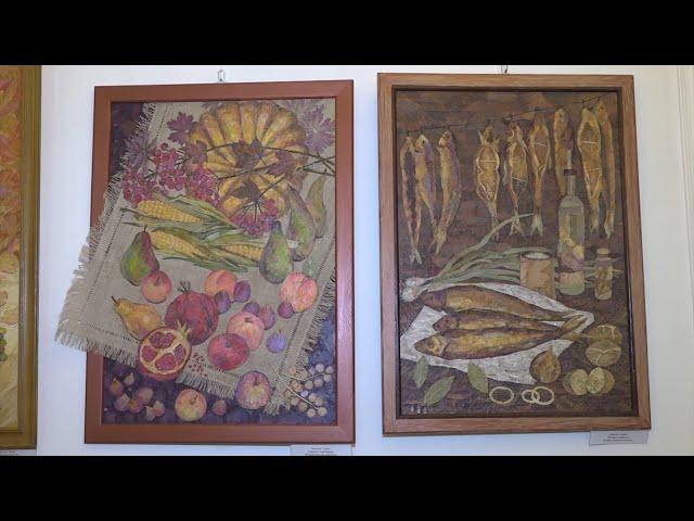 Картины без красок и кистей