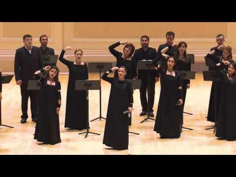 «Հովեր» պետական կամերային երգչախումբ / Ա.Ազիզյան «Փոքրիկ իշխանը և աղվեսը» Hover Chamber Choir