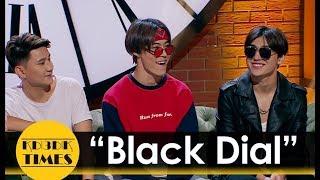 Black dial - жаңа рэппері|