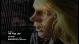 18 And Life - Skid Row (Video)