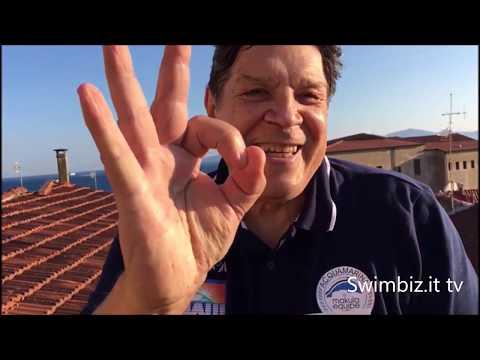 Preview video Flash Acquatico da Piombino 2020: Stefano Makula e un Record Mondiale a 40 anni dalla prima gemma