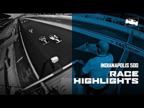 佐藤琢磨が優勝したインディ500。2020 インディ500 決勝レースのハイライト動画